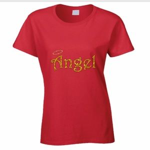 Red Angel Tee